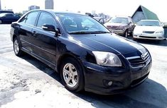 Nigerian Used 2008 Toyota Avensis Petrol Automatic