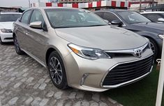 Foreign Used Toyota Avalon 2017 Model Grey