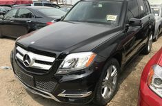 Neat Foreign used Mercedes-Benz GLK 2014