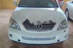Foreign Used Lexus RX 2008 Petrol Automatic White