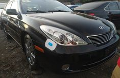Clean Foreign used Lexus ES 2006