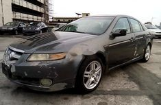 Nigerian Used Acura TL 2008 Petrol Automatic