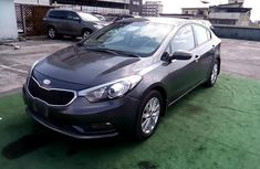 Nigerian Used Kia Cerato 2013 for sale