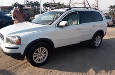 Foreign Used Volvo XC90 Automatic 2009 Model White