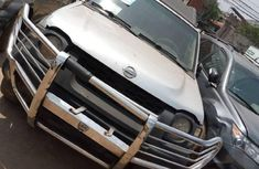 Nigerian Used Nissan Xterra 2002 Petrol