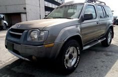 Nigerian Used 2003 Nissan Xterra Petrol Automatic
