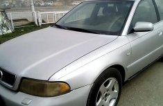 Nigeria Used Audi A4 2001 Model Silver