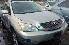 Foreign Used 2006 Lexus RX Petrol