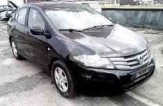 Nigeria Used Honda City 2011 Model Black