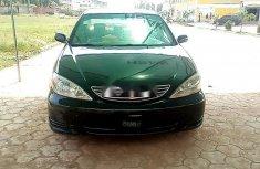 Nigerian Used 2006 Toyota Camry Petrol Automatic