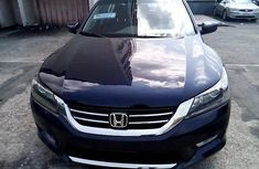 Nigeria Used Honda Accord 2015 Model Blue