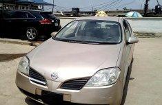 Nigerian Used Nissan Primera 2002
