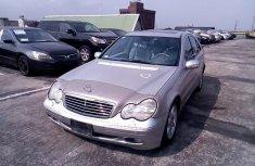 Nigerian Used Mercedes-Benz C320 2003