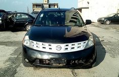 Nigeria Used Nissan Murano 2003 Model Black