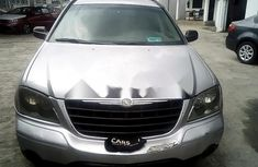 Nigerian Used 2005 Chrysler Pacifica Petrol Automatic