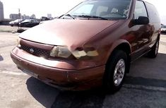 Clean Nigerian used 1996 Nissan Quest