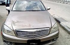 Neat Nigerian used Mercedes-Benz C300 2008