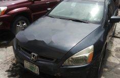 Neat Nigerian used 2002 Honda Accord