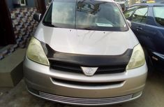 Toyota Sienna 2014 Model Foreign Used Silver for sale