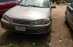 Clean Nigerian used 2001 Toyota Camry