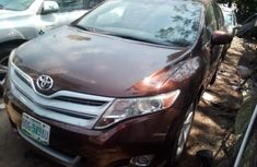 Clean Nigerian used 2010 Toyota Venza