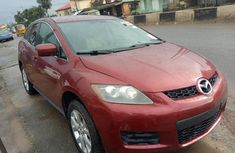 Foreign used Mazda CX-7 2007 Model