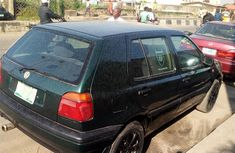 Nigeria Used Volkswagen Golf 3 1990Model for Sale