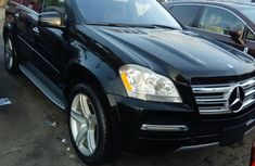 Neat Foreign used Mercedes-Benz GL-Class 2012