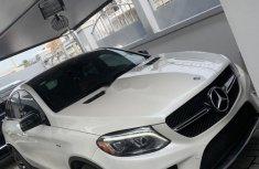 Neat Nigerian used 2016 Mercedes-Benz GLE