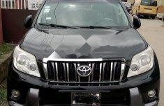 Very Clean Nigerian used Toyota Land Cruiser Prado 2010