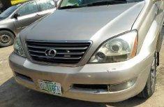 Super Clean Nigerian used Lexus GX 2005