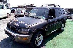 Clean Nigerian used Toyota RAV4 1999