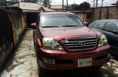 Neat Nigerian used 2008 Lexus GX