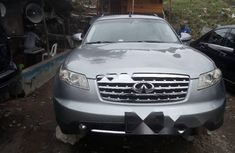 Very Clean Foreign used 2006 Infinity FX