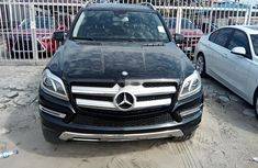 Clean Foreign used Mercedes-Benz GL-Class 2014