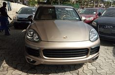 Very Clean Foreign used 2015 Porsche Cayenne