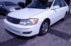 Clean Nigerian used 2003 Toyota Avalon