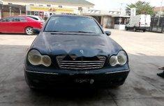 Clean Nigerian used Mercedes-Benz C240 2002