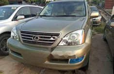 Clean Foreign used Lexus GX 2008