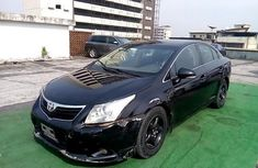 Nigerian Used 2009 Toyota Avensis Automatic Petrol well maintained
