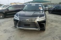Very Clean Foreign used Lexus 570 2016