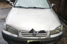 Nigeria Used Toyota Camry 1998 Model Gray