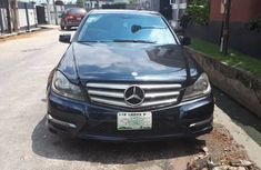Nigerian Used Mercedes Benz C250 2012 Model