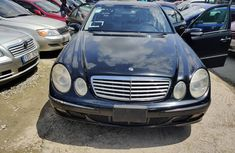 Mercedes Benz ES350 2005 Model Nigeria Used Black