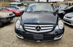 Mercedes Benz R350 2006 Model Foreign Used Black