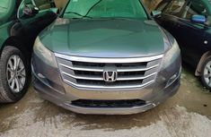 Honda Accord Crosstour 2010 Model Nigeria Used Gray