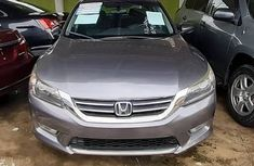 Honda Accord 2014 Model Foreign Used Gray for Sale