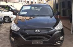 Hyundai ix35 2012 Model Nigeria Used Black for Sale