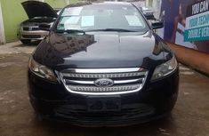 Ford Taurus 2011 Model Foreign Used Black for Sale