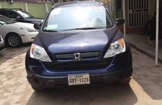 Honda CR-V 2008 Model Foreign Used Blue for Sale